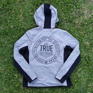 True Religion Lightweight Exercise Sweatshirt
